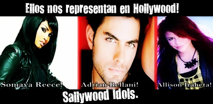 Ellos nos representan en Hollywood!