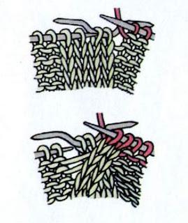 узоры спицами схемы и описание жгуты и косы.