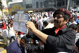 Miles salen a las calles a condenar golpe de Estado en Honduras