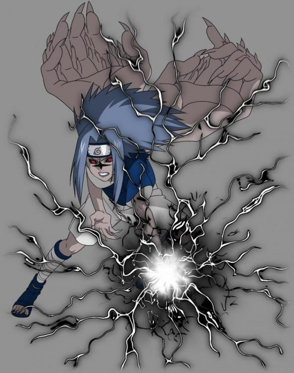 Mundo naruto sasuke dem nio sasuke demon - Demon de sasuke ...