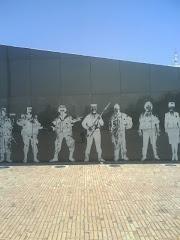 LOS HEROES EN COLOMBIA SI EXISTEN !