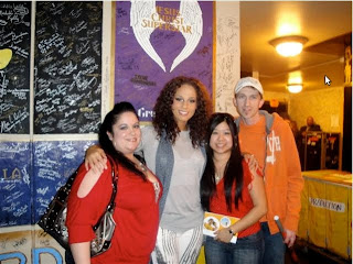 I met alicia keys a wrestling addicted mommy for those who dont know im a huge alicia keys fan shes one of my all time favorite female m4hsunfo