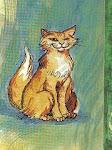 Kissat kirjoissani