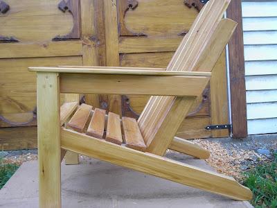 Muebles artesanales reposera - Muebles artesanales de madera ...