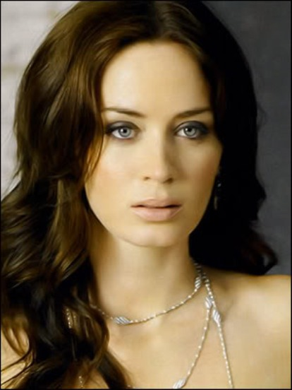 Top Beautiful Woman: emily blunt - actress Emily Blunt