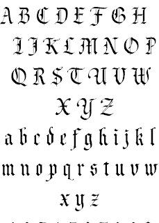 Adinho Tattoo Desenhos Para Tatuagem Letras E Nomes - Letras-para-tatuar
