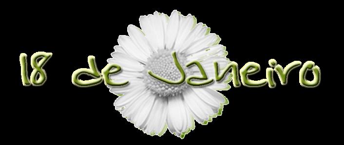 18 de Janeiro - O Blog da Juliana