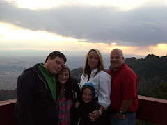 Scott, Sherry, Colton, Haley and Hannah