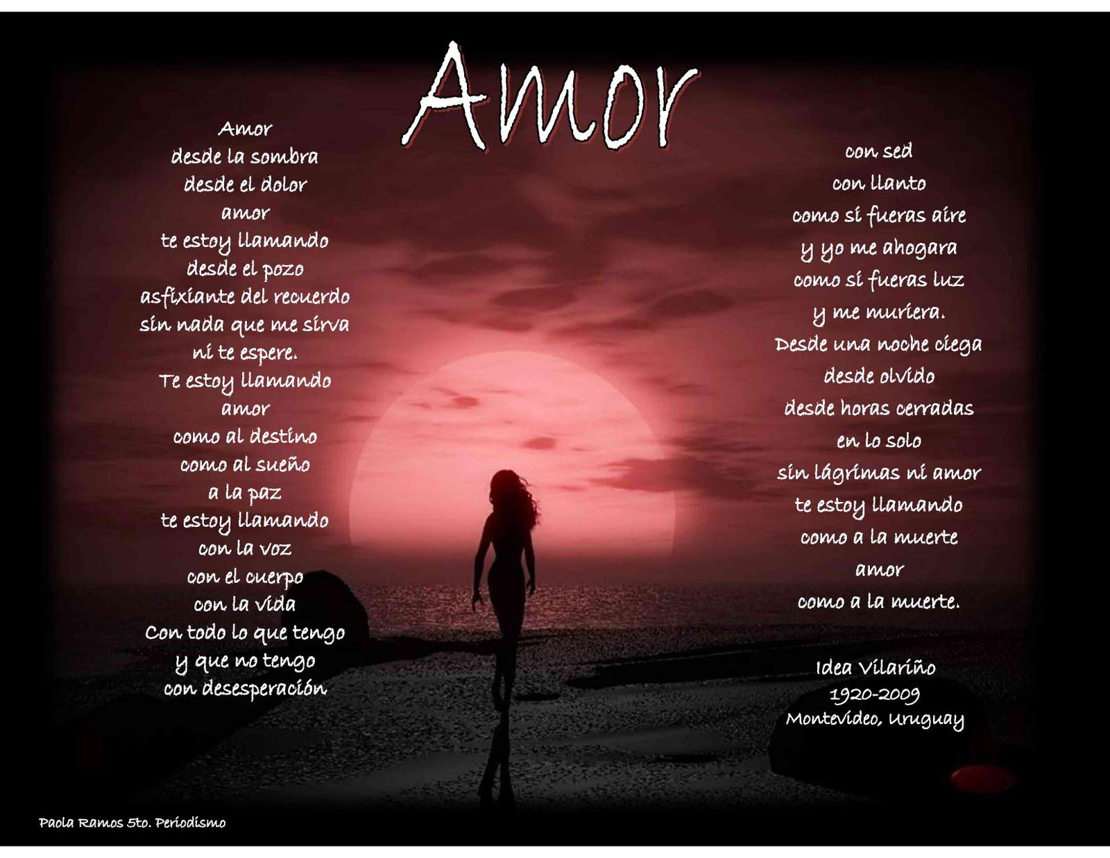 La Mujer que Amo, Poemas de Amor Para Ella (hablado