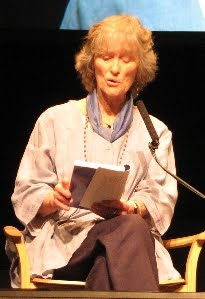 Virginia McKenna at Hay Launch