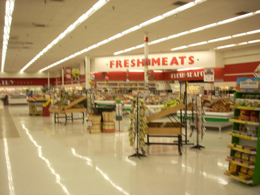 Super Kmart Blog!: Fremont, Ohio Super Kmart Center