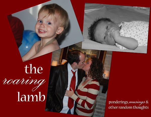 the roaring lamb