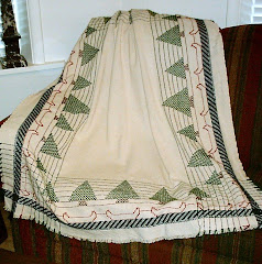 A forest blanket