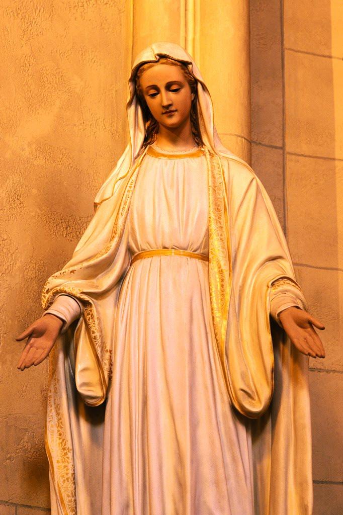 Who is Saint Anne? Saint Annes Parish