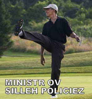 Minister of Silly Policies