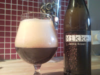 Mikkeller Jackie Brown - Shut your raggedy-ass up, and sit the fuck down!