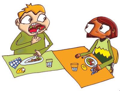 Normas de convivencia del Comedor Escolar