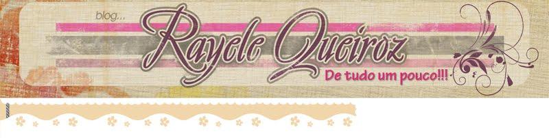 Blog da Rayele