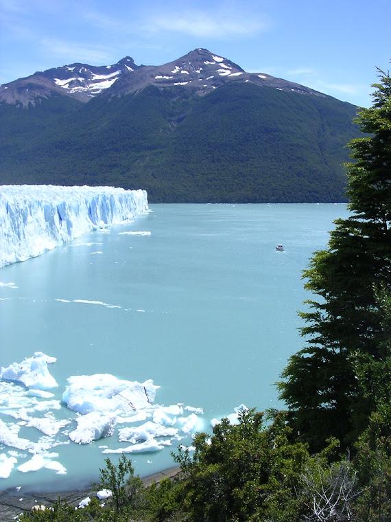 Au Perito Moreno