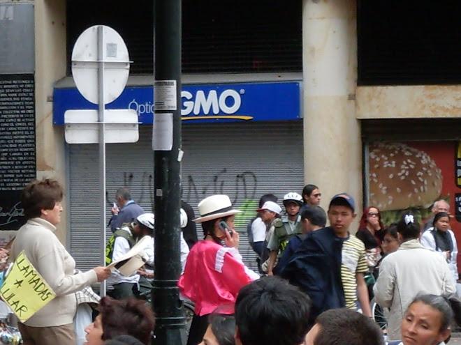Entre tradition et modernité à Bogota
