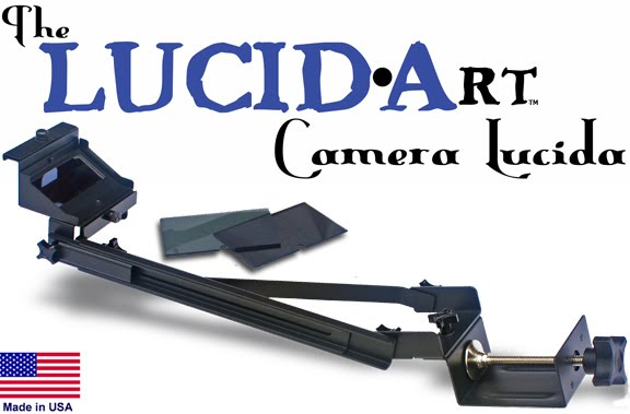 The LUCID-Art camera lucida