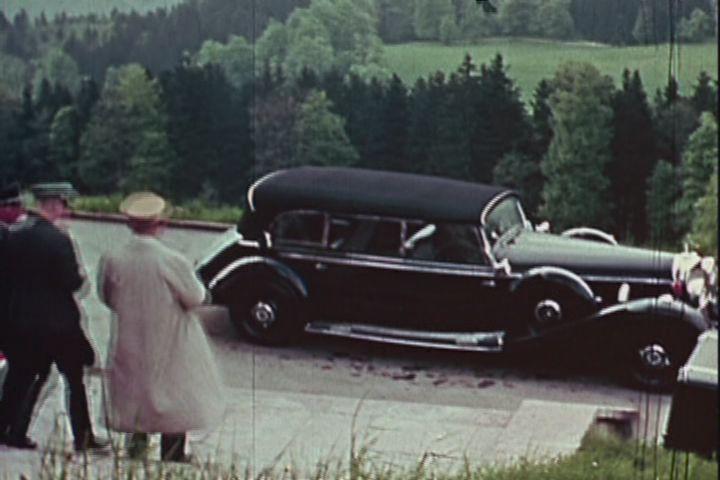 Mercedes-Benz 770 K ( W 150).