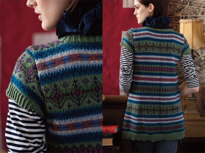 Samurai Knitter: September 2010