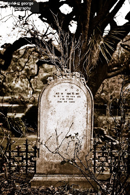 Colonial Era Graveyard David St George Photography