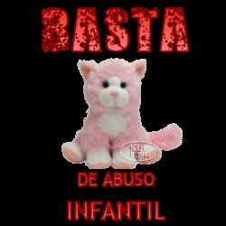 ¡NO al ABUSO infantil!