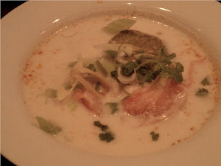 Tom Kha Kai Soup