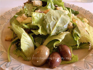 House Salad with Mustard Vinaigrette