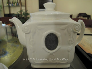 Ornamental Tea Pot