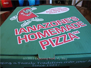 Ianazone's Pizza Box