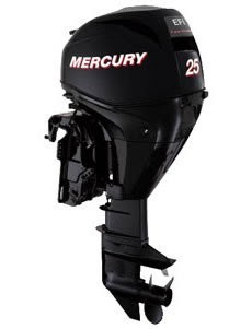 Outboard motor mercury four stroke 25 hp efi outboard engine for 400 hp boat motor price