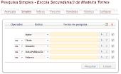 """Catálogo """"on line"""" da BECRE"""