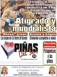 Salió Piñas del Sur Revista !!!