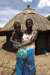 uma gravidez encoberta pelo HIV – e ainda assim, um sorriso