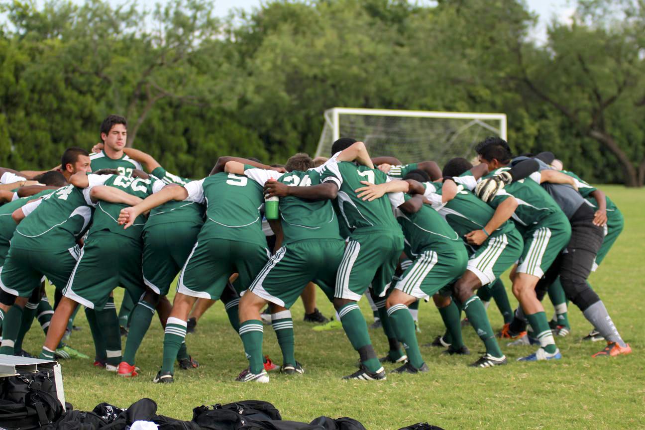 Pictures: WTC Mens Soccer vs. Dallas Christian College