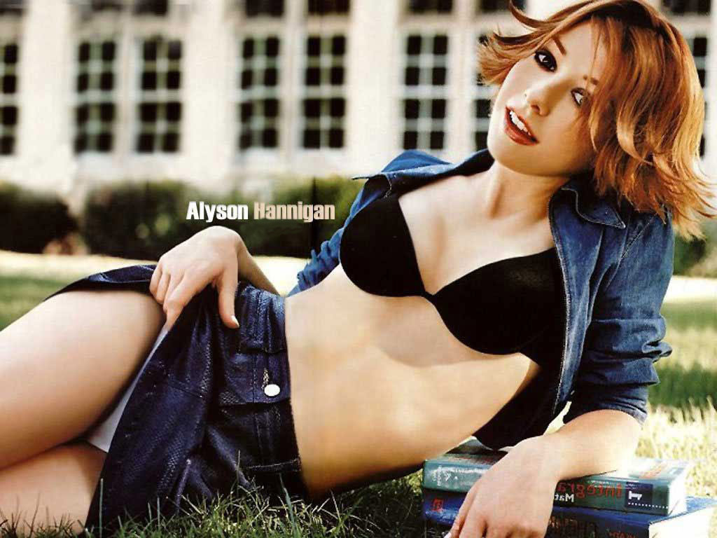 Alysson Hannigan