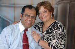Pr Josue Goncalves e Esposa
