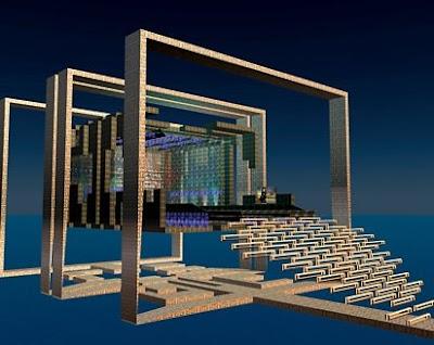 Modelado virtual de espacios urbanos arquitectura en for Arquitectura virtual
