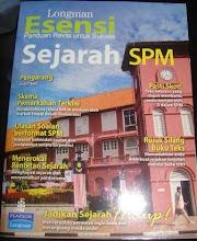 Penulisan Terbaru : Esensi Sejarah SPM 2009 Keluaran LONGMAN