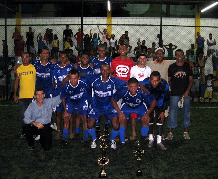 IGREJA BATISTA LUZ DE BETEL - CAMPEÃ DA GOSPEL CUP SFI 2009