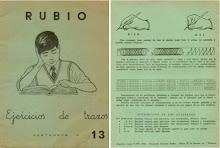 CALIGRAFIA DEL RUBIO