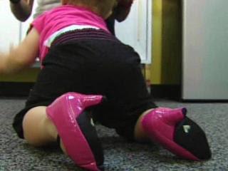 High Heels for Babies