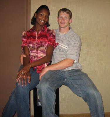 Tisha Powell Husband