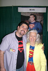 "Noel Neill, Lois Lane de el programa de television ""The Adventures of Superman"""