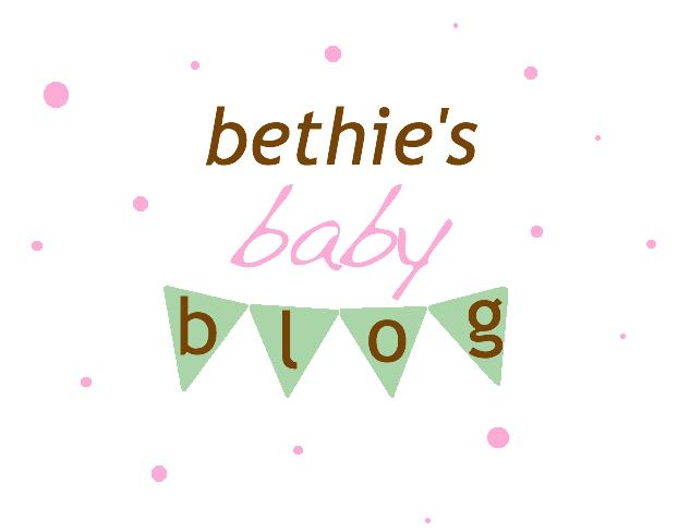 Bethie's Baby Blog