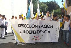 ... y miles ya lo habían gritado en Tenerife, el 24 de octubre de 2009