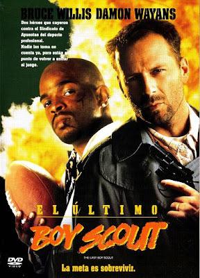 El Ultimo Boy Scout (1991) | 3gp/Mp4/DVDRip Latino HD Mega